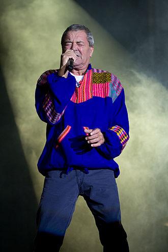 Ian Gillan - Image: Deep Purple MN Gredos 02