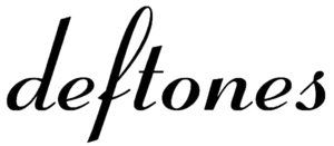 English: Deftones Logo