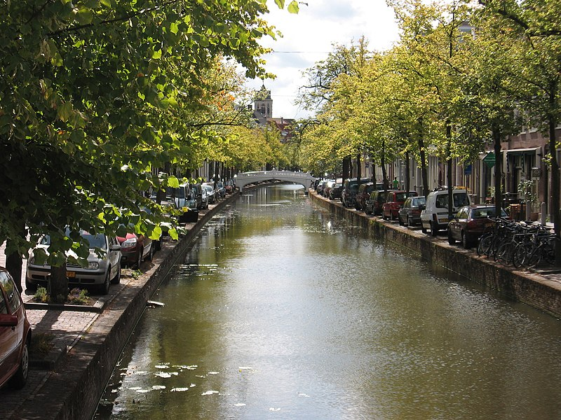 File:Delft - Visbrug.jpg