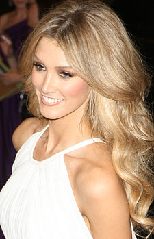 Delta Goodrem nel 2012 ai Logie Awards