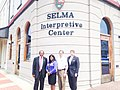 Delta Regional Authority announcing investment in Selma Interpretive Center 02.jpg
