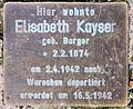 Denkstein Bregenzer Str 3 (Wilmd) Elisabeth Kayser.jpg