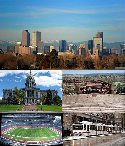 Denver By Hogs555 [CC BY-SA 3.0  (https://creativecommons.org/licenses/by-sa/3.0)], via Wikimedia Commons