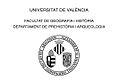 Departamento de Prehistoria, Arqueología y Historia Antigua de la Universidad de Valencia.jpg