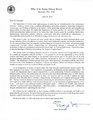 Deputy Attorney General Rod Rosenstein's resignation letter to President Trump On April 29, 2019.pdf