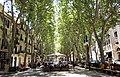 Der Passeig des Born ist die Flaniermeile von Palma de Mallorca schlechthin - panoramio.jpg