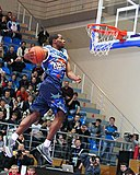 Derrick Zimmerman dunk 2011 Ukrainian Superleague All-Star.jpg