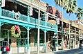 Des airs de Nouvelle-Orléans à Ybor City, Tampa, Floride. - panoramio.jpg