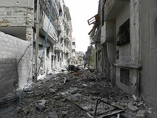 2012 Homs offensive