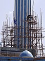 Detail of Mosque under Construction - Addis Ababa - Ethiopia (8743139431).jpg
