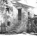 Detajl hiše pri Tanjakovih, Kozjane 1955.jpg
