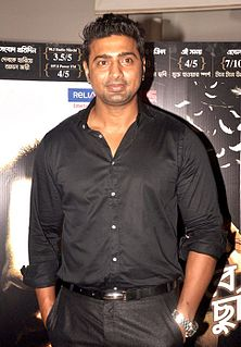 Dev (Bengali actor) Indian actor, producer, politician