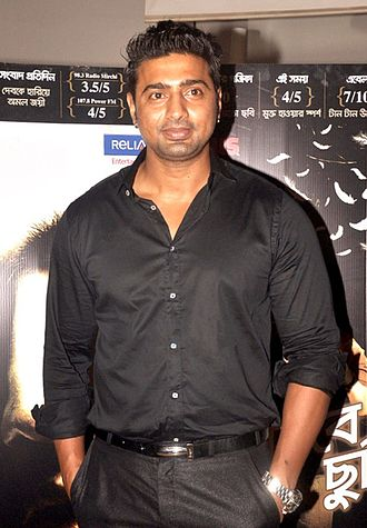 Dev (actor) - Dev at a special screening of Buno Haansh in Mumbai.