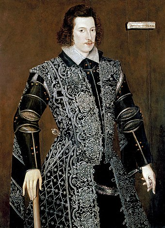 Lord Essex was a favourite of Elizabeth I despite his petulance and irresponsibility. Devereaux essex4.jpg