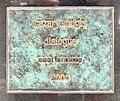 Dialogue sculpture plaque, Brisbane, Queensland, 2020.jpg