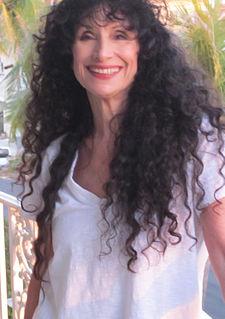 Diane Ackerman American poet, essayist, and naturalist
