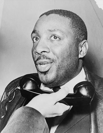 Dick Gregory, American comedian, social critic and writer