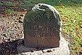 Dickens Avenue stone 2, Mayer Park.jpg