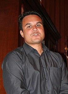 Didier Robert, le 18 août 2006.