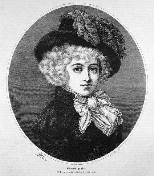Frauen Der Franzosischen Revolution 1 Madame Tallien Wikisource