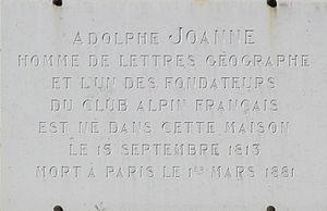 Adolphe Joanne