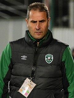 Dimitar Dimitrov (football manager) Bulgarian footballer and manager
