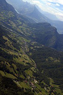 Dingy-Saint-Clair Commune in Auvergne-Rhône-Alpes, France