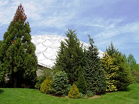Dinosaur State Park (Rocky Hill, CT) - dome.JPG