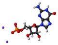 Disodium guanylate 3D ball.png