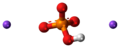 Disodium phosphate 3D ball.png