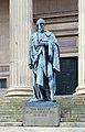 Disraeli statue, St George's Hall.jpg