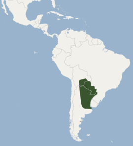 Distribution of Eumops patagonicus.png