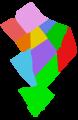 División política del Partido de Florencio Varela 2.png