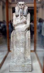 Statua di Djoser