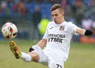 Dmitri Korobov (footballer) Russian footballer