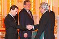 Dmitry Medvedev with Mohammad Khalid Khattak.jpg