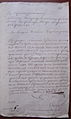Document of Vitebsk gouverner office - of Justyna Pavelskaja case - 1813 AD.JPG