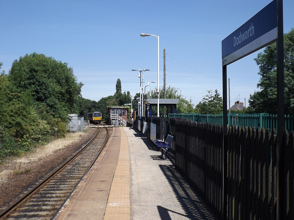 Dodworth station 2018