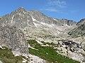 Dolina Pieciu Stawow Spiskich, Lodowy Szczyt.jpg