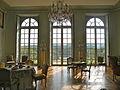 Domaine de Villarceaux - Château du haut - Grand salon 04.JPG