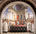 Domenico Ghirlandaio - Obsequies of St Fina - WGA08758.jpg