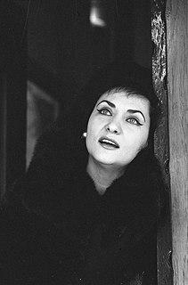 Virginia Zeani Romanian soprano