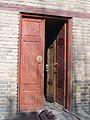 Door to the Karakhan Mausoleum (5521700819).jpg