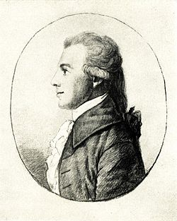 Körner as portrayed by his sister-in-law Dora Stock (Source: Wikimedia)