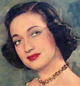 Dorothy Lamour - Dorothy Lamour in 1949