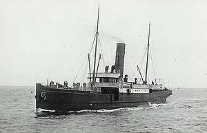 SS Douglas (1889) - Image: Douglas 3 Dora 01