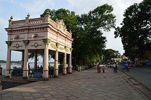 Chandannagar - Chandernagore Strand Park