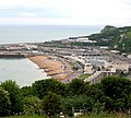 Dover seafront from Dover Castle - geograph.org.uk - 1660291.jpg