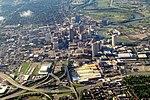 Downtown Columbus aerial view, September 2016.JPG