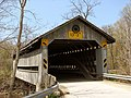 Doyle Road Covered Bridge May 2015 - panoramio (2).jpg